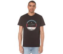 Rounder - T-Shirt für Herren - Schwarz