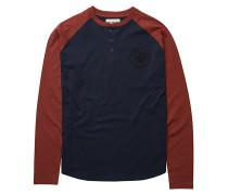 Myers - Langarmshirt für Herren - Blau