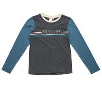 Big Mama Striped - Langarmshirt für Jungs - Blau