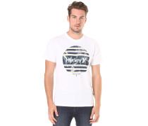 Palm Horizon - T-Shirt für Herren - Weiß