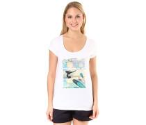 Selena - T-Shirt - Weiß