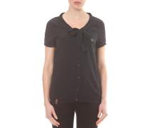 Kurz Kacken III - Bluse für Damen - Blau