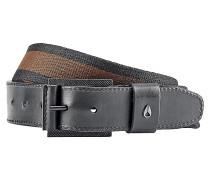 Americana Stripe - Gürtel für Herren - Schwarz