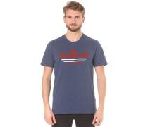 Nautical Shmoo - T-Shirt für Herren - Blau