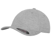 Double Jersey Cap - Grau