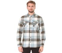 Box Flannel - Hemd - Grün