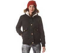 Lucy - Jacke für Damen - Schwarz