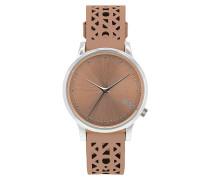Estelle Cutout - Uhr für Damen - Braun