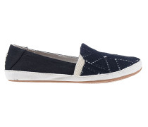 Shaded Summer T - Slip Ons - Schwarz