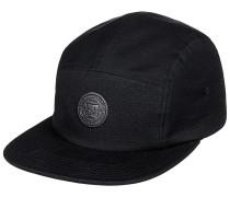 Cramper Camper - Snapback Cap für Herren - Schwarz