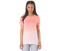 Fade Drop Rocker Slim - T-Shirt für Damen - Pink