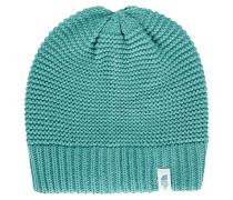 Purrl Stitch - Mütze für Damen - Blau