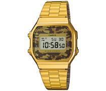 A168WEGC-5EFUhr Gold