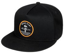 Mouthy - Snapback Cap für Herren - Schwarz