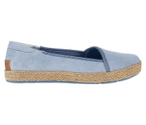 Casco Bay Lthr Slip On - Fashion Schuhe für Damen - Blau