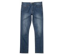 Slim Outsider - Jeans für Herren - Blau