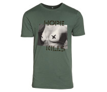 Hope Kills Lightweight - T-Shirt für Herren - Grün