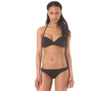 Wrap Halter/70' - Bikini Set für Damen - Schwarz