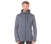 Pioneer Fleece - Kapuzenjacke für Herren - Blau