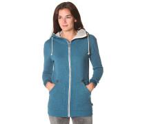 Minxy - Kapuzenjacke für Damen - Blau