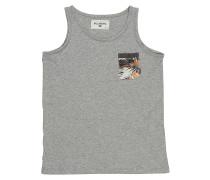 Transmit - T-Shirt für Jungs - Grau
