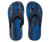 Monkey Texture II - Sandalen für Herren - Blau