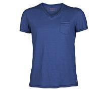 Seth Denim - T-Shirt für Herren - Blau