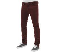 Skin Stretch - Jeans für Herren - Lila