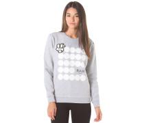 Kember Straight Sherland - Sweatshirt für Damen - Grau