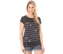 Mint A Organic - T-Shirt für Damen - Blau