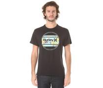 Tripel - T-Shirt für Herren - Schwarz