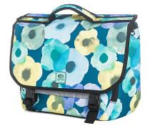 Flower Mix - Rucksack für Damen - Blau
