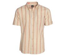 Vlcm X Toy Machine S/S Shirt - Hemd für Herren - Beige