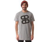 Icon Logo Teamfit - T-Shirt für Herren - Grau
