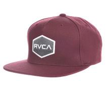 Commonwealth - Snapback Cap für Herren - Rot