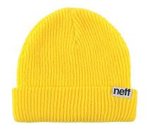 FoldMütze Gelb