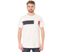Transformer Stripe - T-Shirt für Herren - Beige