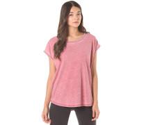 Circle Solid - Top für Damen - Pink