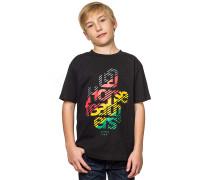 Stream T-Shirt - Schwarz