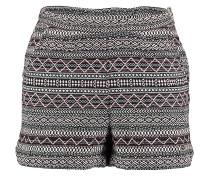 High Waist Brick - Shorts für Damen - Mehrfarbig