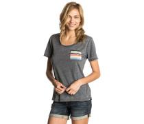 Pass Pocket - T-Shirt - Grau