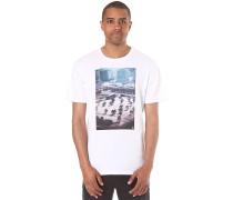 Carpark Exit - T-Shirt für Herren - Weiß