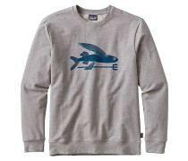 Flying Fish MW Crew - Sweatshirt für Herren - Grau