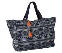 Denim Shopper - Handtasche für Damen - Blau