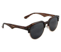Zero Shades Sonnenbrille - Braun