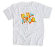 Blocks - T-Shirt für Herren - Weiß