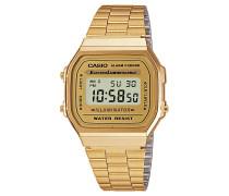 A168Wg-9Ef Uhr - Gold