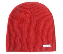 Daily Mütze - Rot