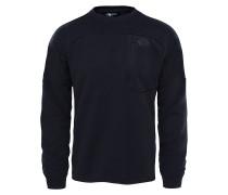 Mountain Slacker Crew - Sweatshirt für Herren - Schwarz