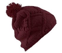 Chloe - Mütze für Damen - Rot